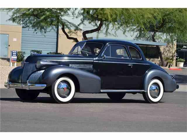1939 Cadillac Series 61   1029431
