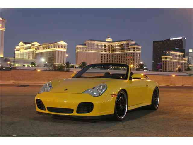 2004 Porsche 911 Carrera | 1029440