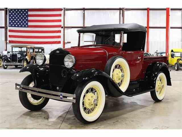 1931 Ford Model A | 1029448