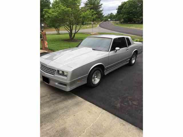 1985 Chevrolet Monte Carlo SS | 1029450