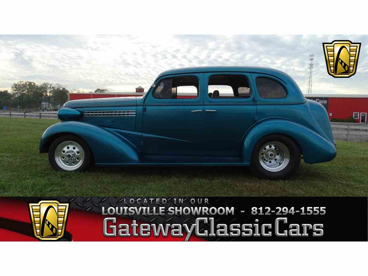 1938 Chevrolet Sedan for Sale | ClassicCars.com | CC-1029454
