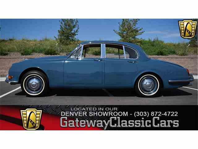 1966 Jaguar 3.8S | 1029469