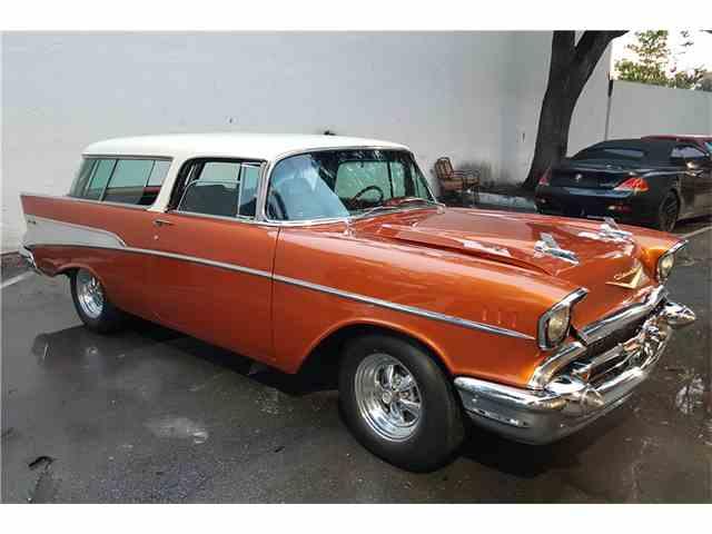 1957 Chevrolet Nomad | 1029478