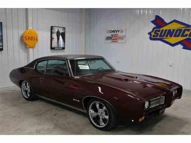 1969 Pontiac GTO | 1029479
