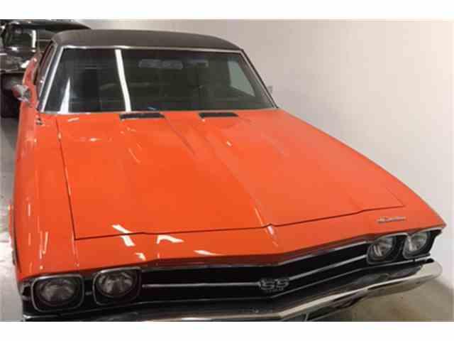 1969 Chevrolet El Camino SS | 1029484