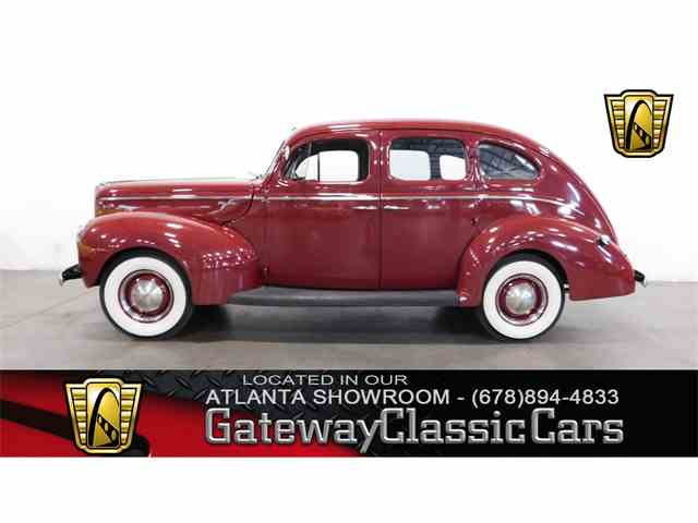 1940 Ford Deluxe | 1029487