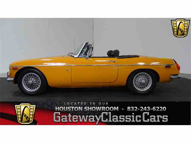 Picture of '71 MGB - M2CX