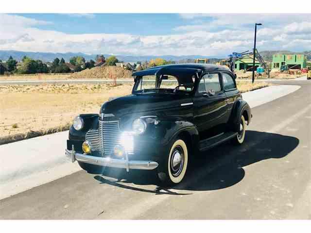 1940 Chevrolet Deluxe | 1029491