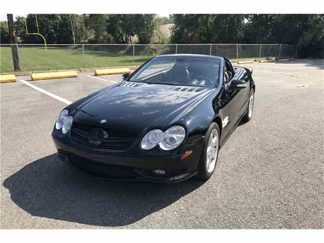 2003 Mercedes-Benz SL500 | 1029500