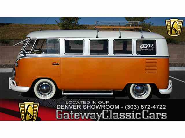 1966 Volkswagen 13 Window Bus | 1029501