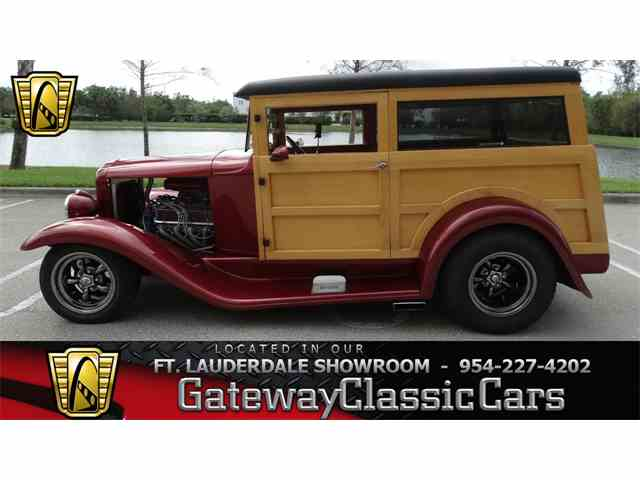 1932 Ford Woody Wagon | 1029509