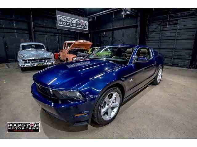 2011 Ford Mustang | 1029513