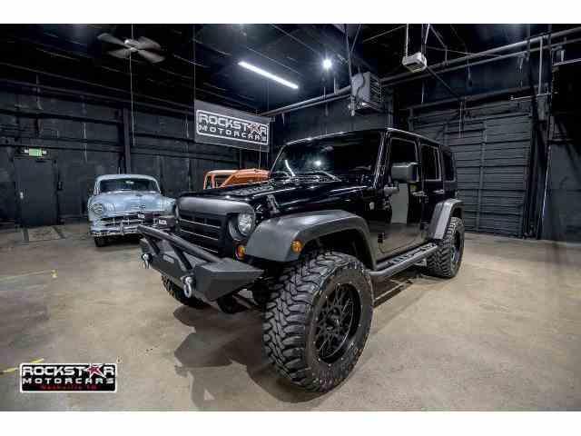 2008 Jeep Wrangler | 1029514
