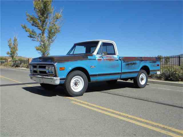 1971 GMC Truck | 1029517