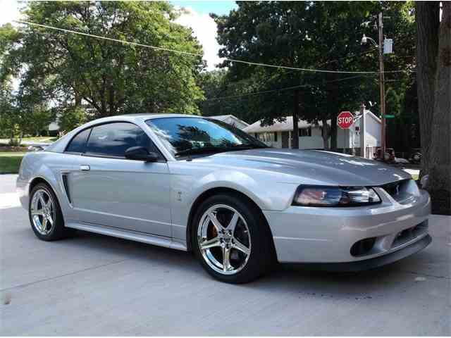 2001 Ford Mustang   1020952