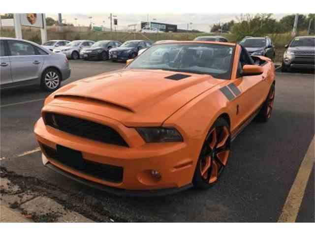 2012 Shelby GT500 | 1029521