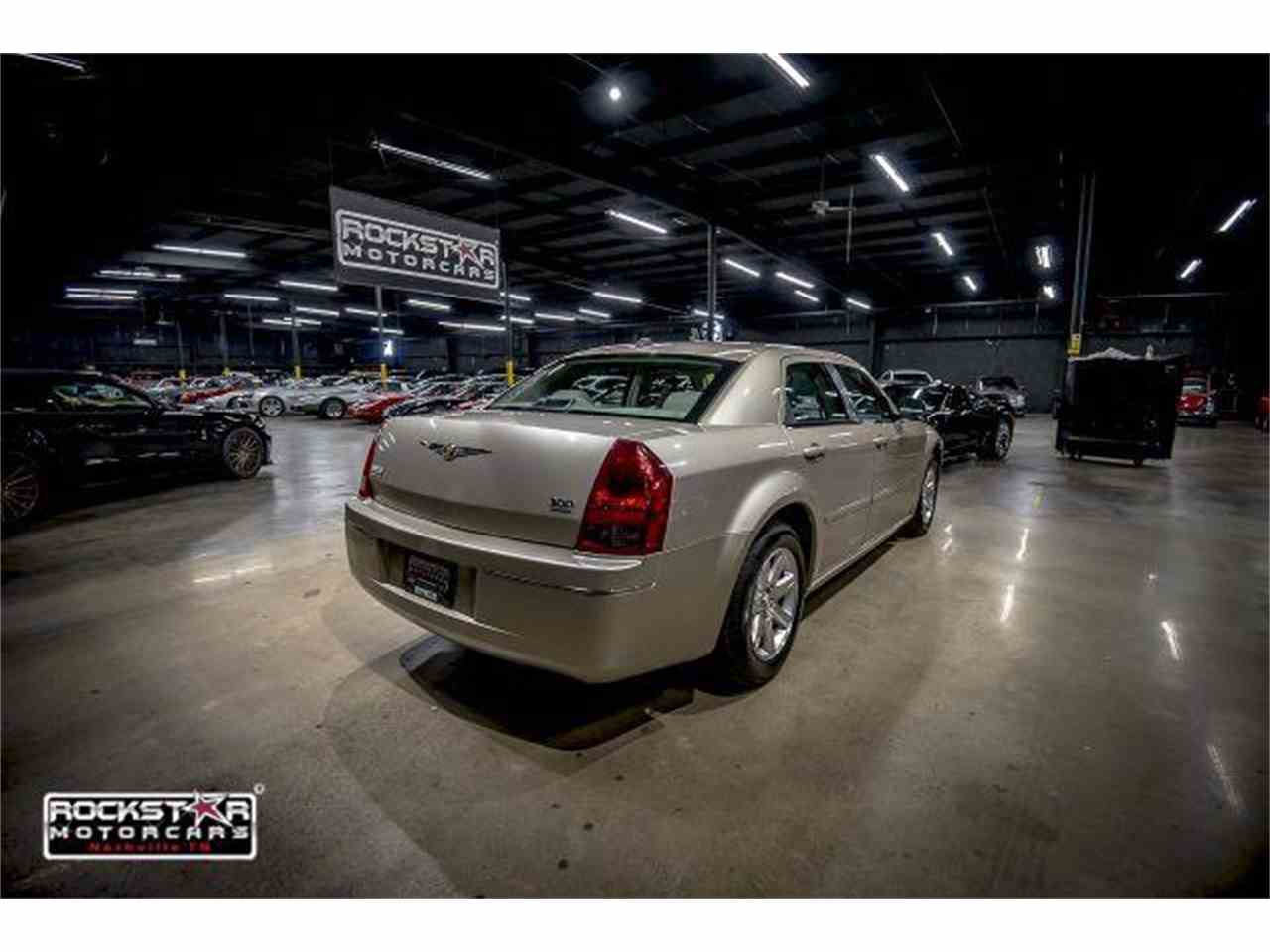 Large Picture of 2006 Chrysler 300 - M2DZ