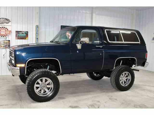 1991 Chevrolet Blazer | 1029536