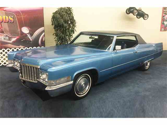 1970 Cadillac Coupe DeVille | 1029537