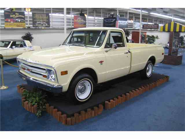 1968 Chevrolet C/K 10 | 1029539