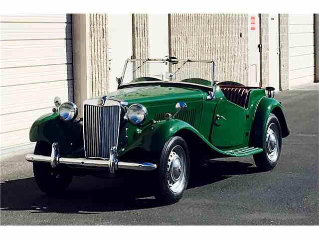 1953 MG TD | 1029544
