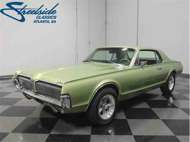 Picture of 1967 Cougar - $23,995.00 Offered by Streetside Classics - Atlanta - M2EK