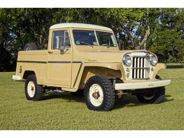 1954 Jeep Willys | 1029552