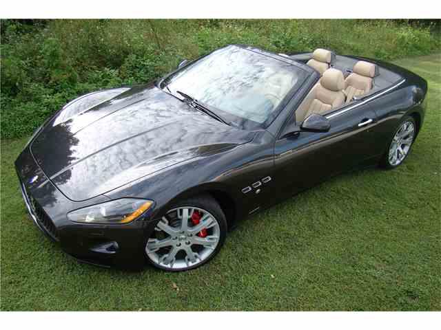 2010 Maserati GranTurismo | 1029560