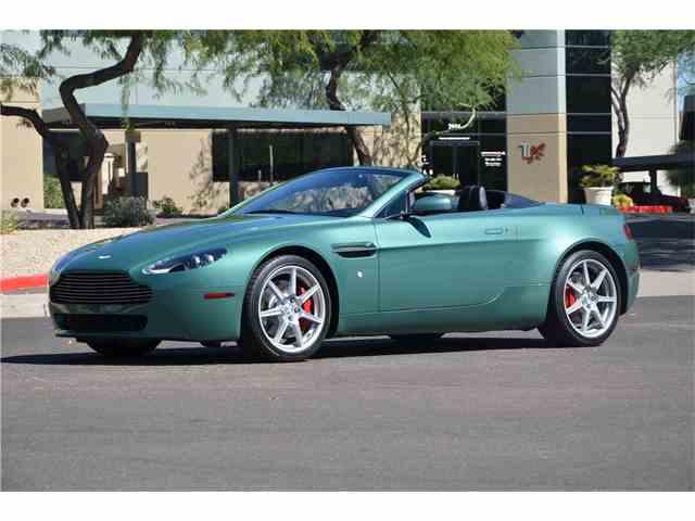 2008 Aston Martin Vantage | 1029565