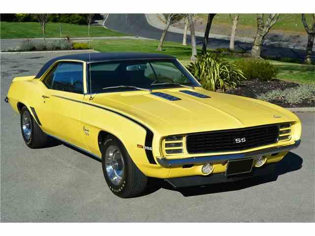 1969 Chevrolet Camaro | 1029574