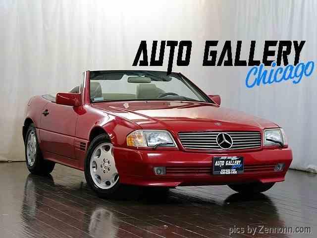 1995 Mercedes-Benz S-Class | 1029575