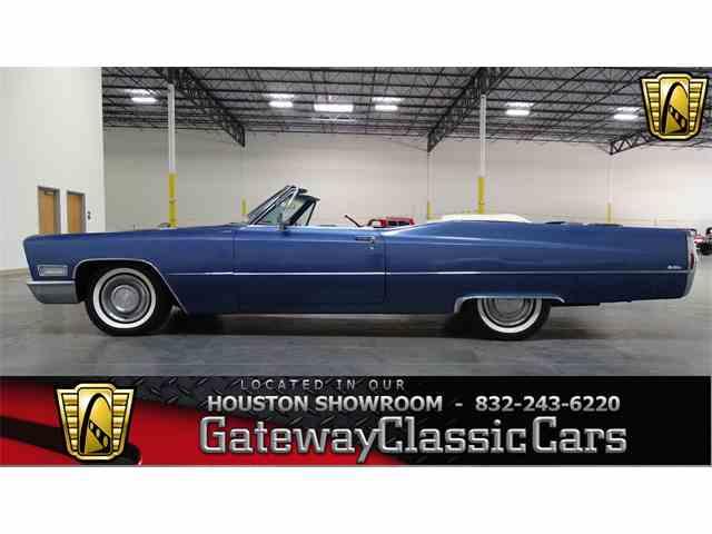 1968 Cadillac DeVille | 1029576