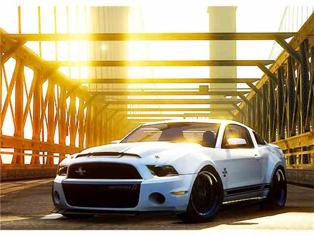 2011 FORD SHELBY GT500 SUPER SNAKE | 1029584