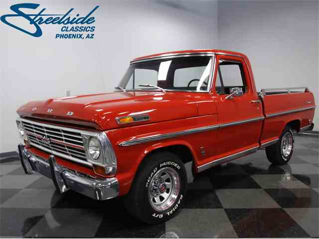 1968 Ford F100 | 1029588