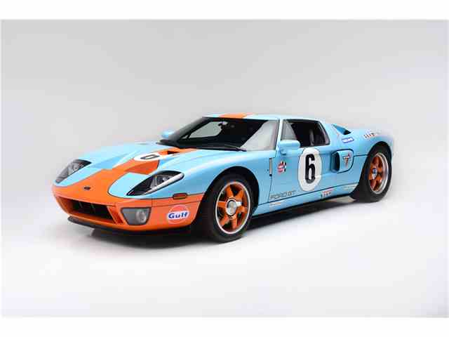 2006 Ford GT | 1029593