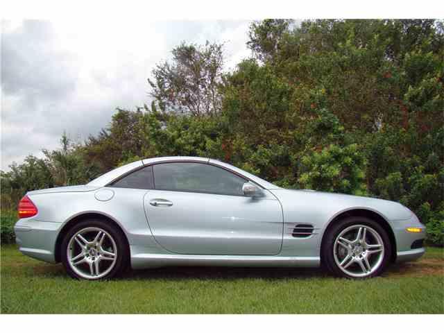 2003 Mercedes-Benz SL500 | 1029614