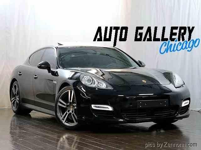 2011 Porsche Panamera | 1029616