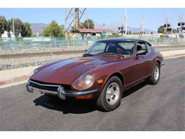 Picture of '73 240Z - M2GI