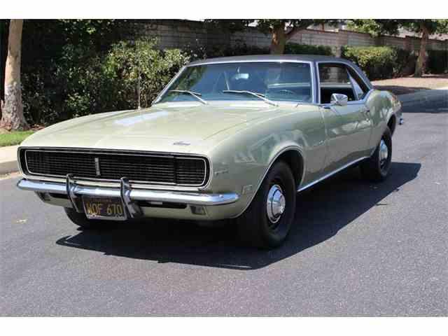 1968 Chevrolet Camaro | 1029622