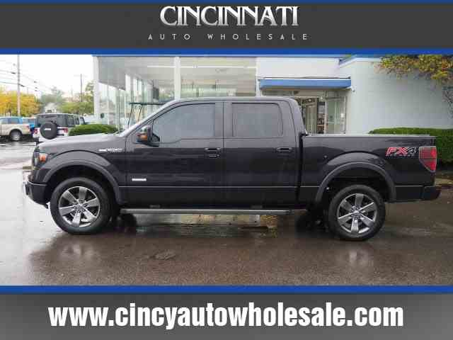 2014 Ford F150   1029624
