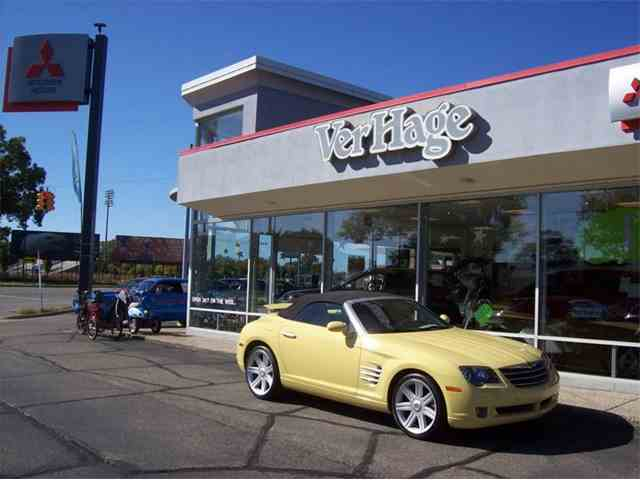 2005 Chrysler Crossfire | 1029630