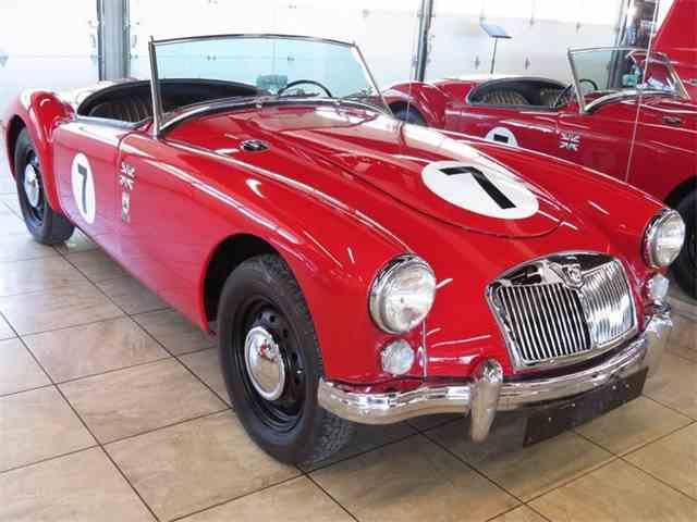 1960 MG MGA | 1029641