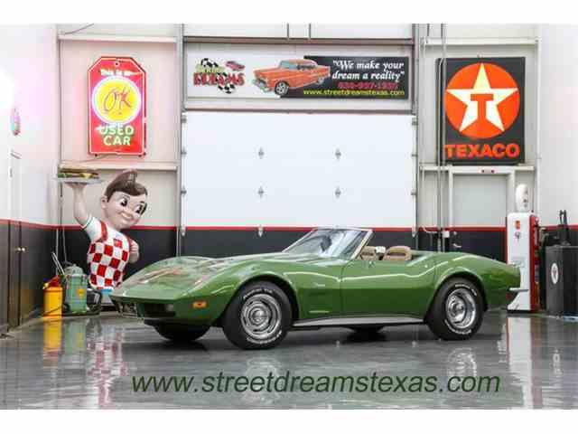 1973 Chevrolet Corvette | 1029645