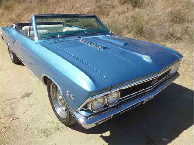 1966 Chevrolet Chevelle SS | 1029646