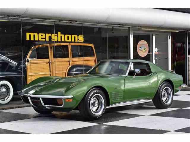 1972 Chevrolet Corvette | 1029666