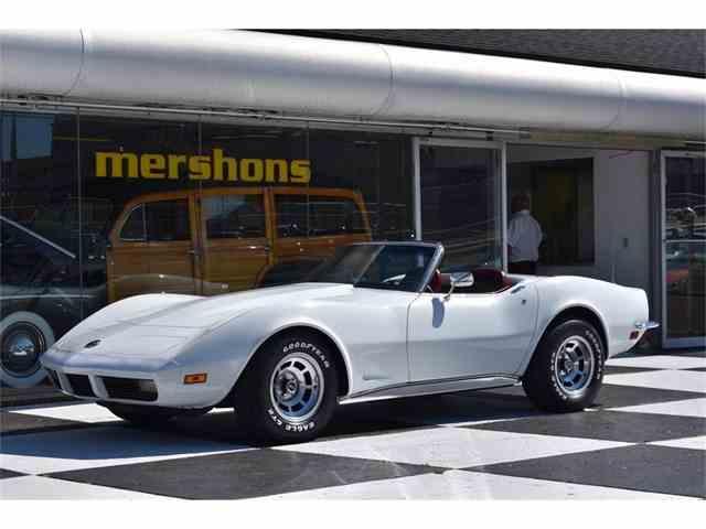 1973 Chevrolet Corvette | 1029669