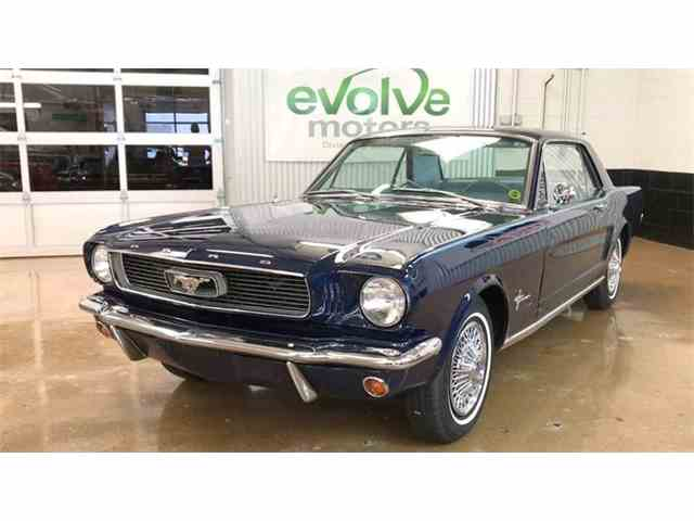 1966 Ford Mustang | 1029674