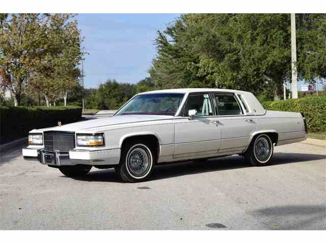 1992 Cadillac Brougham d'Elegance | 1029692