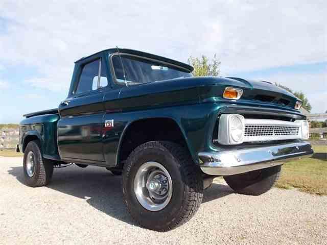 1966 Chevrolet C/K 10 | 1029694