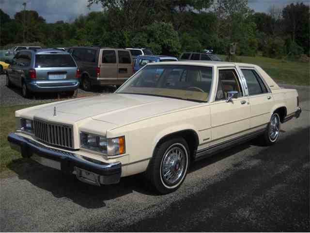 Picture of '84 Grand Marquis - M2IO